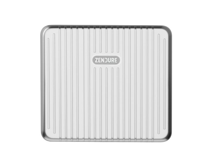 Zendure 246337 SuperPort 4 100W Desktop Charger AU - Silver Main