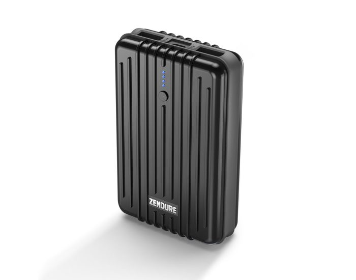 Zendure 245687 A3PD Portable Charger 10000 - Black - Main