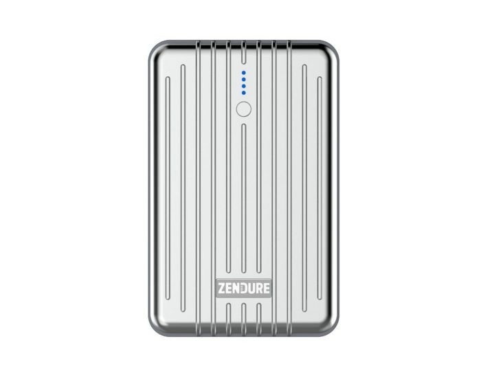 Zendure 245688 A3PD Portable Charger 10000 - Silver - Main