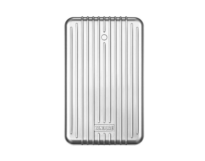 Zendure 245700 A8PD 26,800mAh Portable Charger with USB-C Input Output - Silver Main