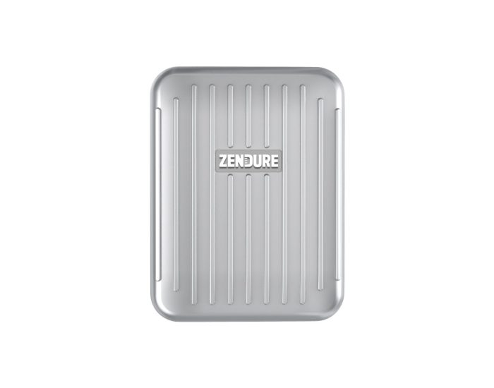 Zendure 245727 4-Port Desktop Wall Chrgr PD 30W AU - Silver Main