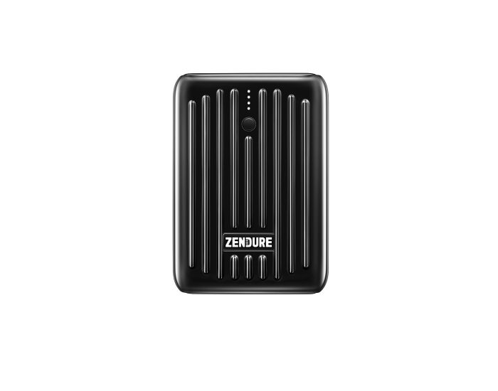 Zendure 246326 SuperMini 10000mAh USB-C PD Portable Charger - Black Main