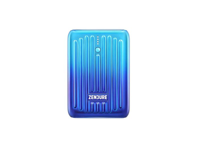 Zendure 246327 SuperMini 10000mAh USB-C PD Portable Charger - Blue Main