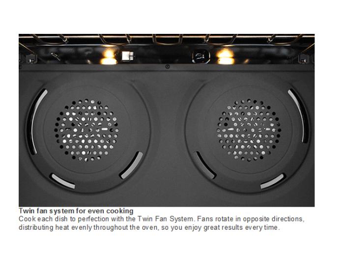 Westinghouse WVE914SB 90cm Electric Underbench Multifunction Oven 10